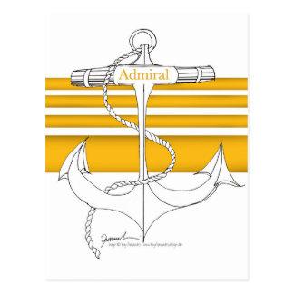 gold admiral, tony fernandes postcard
