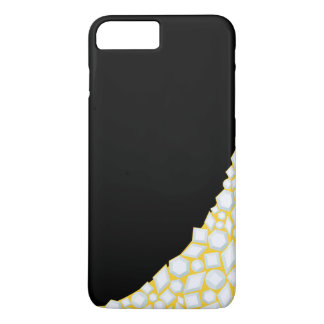 Gold and Diamond iPhone case (6/6s plus) Black
