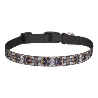 Gold and Jewels Dog Collar
