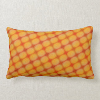 gold and red luck pillow