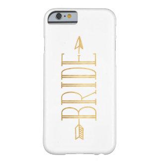 Gold Arrow Boho Bride Phone Case