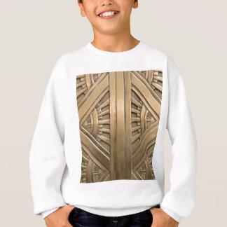 gold, art nouveau,art deco,vintage,chic,elegant sweatshirt