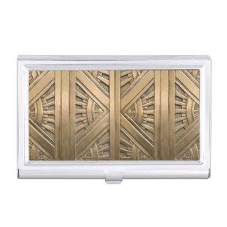 gold, art nouveau,art deco,vintage,chic,elegant,vi business card holder