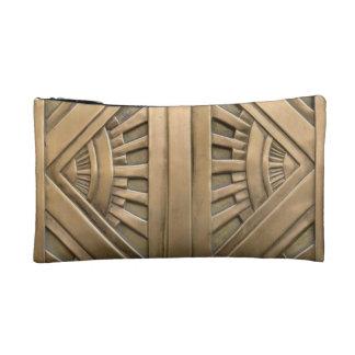 gold, art nouveau,art deco,vintage,chic,elegant,vi makeup bag