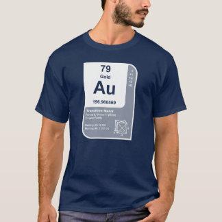 Gold (Au) T-Shirt