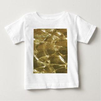 gold bar golden lights chic festive gold baby T-Shirt