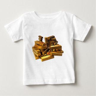 Gold Bars Baby T-Shirt