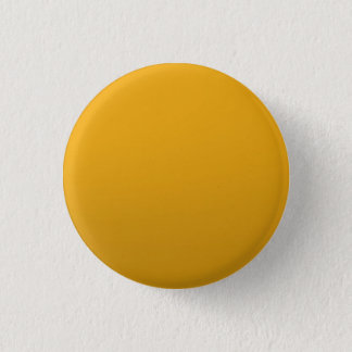 Gold Blank TEMPLATE : Add text, image, fill colour 1 Inch Round Button