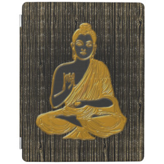 gold Buddha iPad Cover
