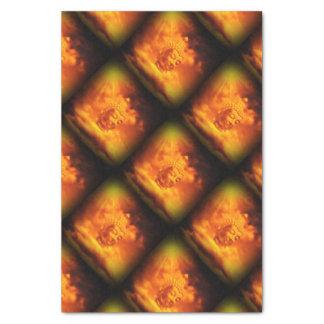 gold,buddha tissue paper