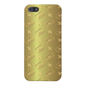 Gold Bullion Golden Style iPhone 5 Case. iPhone 5 Cover