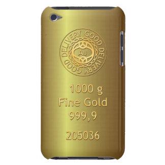 Gold Bullion Golden Style iPod Touch Case