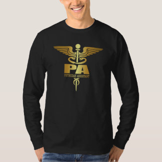 Gold Caduceus (PA) T-Shirt