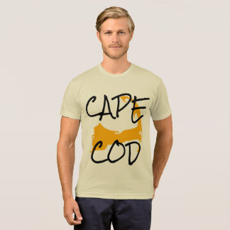 Gold Cape Cod Massachusetts shirt 2