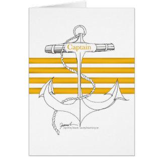 gold captain, tony fernandes card
