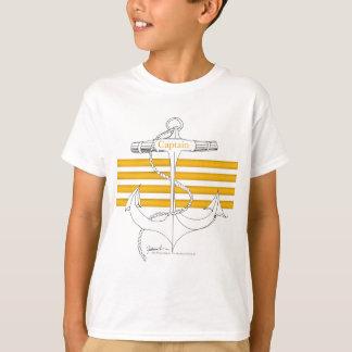 gold captain, tony fernandes T-Shirt