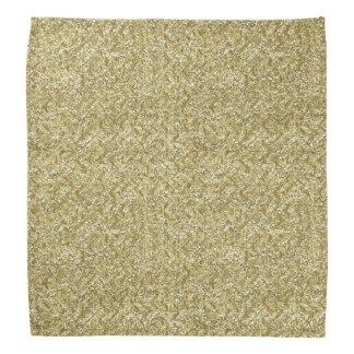 gold chevron kerchief