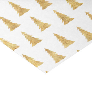 Gold Christmas Tissue Paper