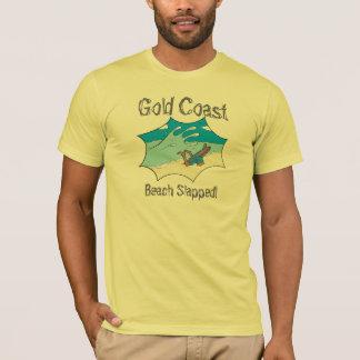 Gold Coast Beach Slapped Surfer Wipeout? T-Shirt