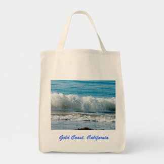 Gold Coast of California Reusable Shopping Bag