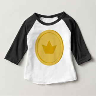 Gold Coin Baby T-Shirt