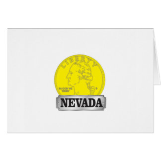Gold Coin of Nevada Card
