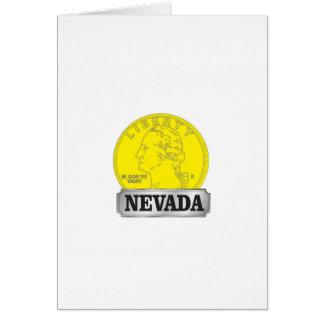 Gold Coin of Nevada Card