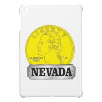 Gold Coin of Nevada iPad Mini Covers