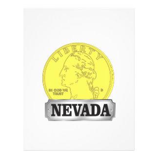 Gold Coin of Nevada Letterhead