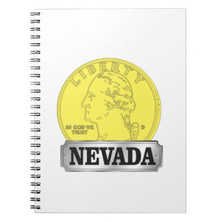 Gold Coin of Nevada Notebooks
