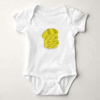 Gold Coins Baby Bodysuit