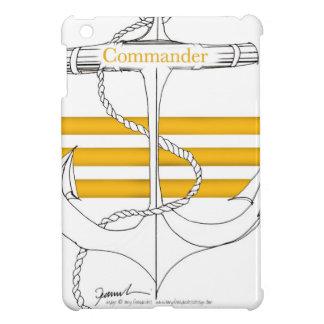 gold commander, tony fernandes cover for the iPad mini