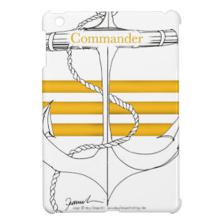 gold commander, tony fernandes iPad mini cases