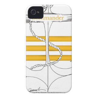 gold commander, tony fernandes iPhone 4 case