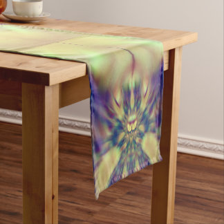 Gold Confusion Short Table Runner
