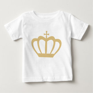 Gold Crown Baby T-Shirt