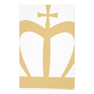Gold Crown Stationery