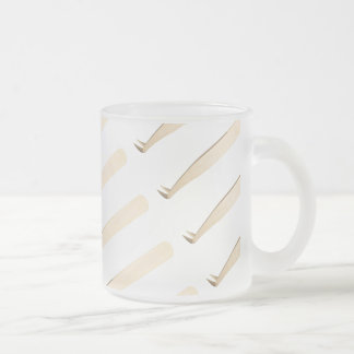 Gold Curved L Tweezer Mug