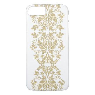 Gold Damask Elegance Case-Mate iPhone Case