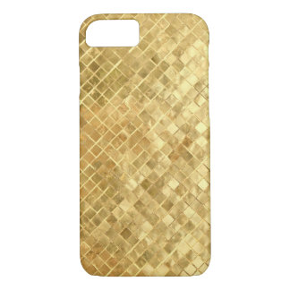 gold diamond gleam iPhone 8/7 case