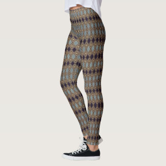 (gold & diamonds) leggings