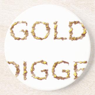 Gold Digger Coaster