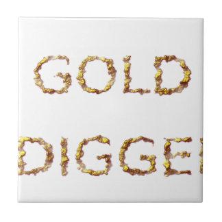 Gold Digger Tile