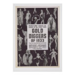 Gold Diggers of 1933 Print