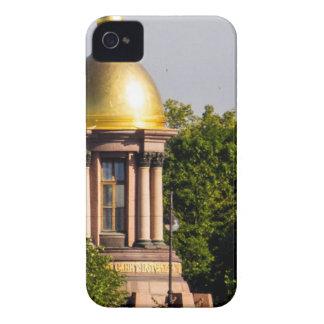 Gold Dome St Peterburg Russia iPhone 4 Case-Mate Case