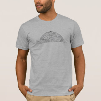 gold dome t-shirt