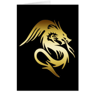 GOLD DRAGON CARDS
