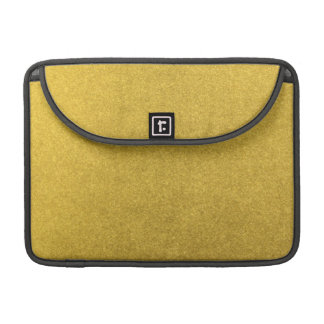 GOLD DUST (a precious metal color) ~ MacBook Pro Sleeves
