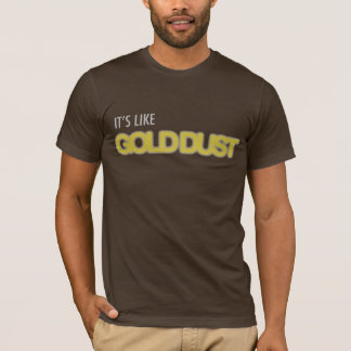 Gold Dust Dubstep T-Shirt