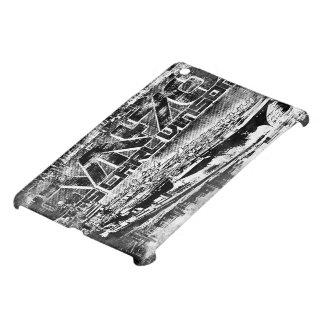 Gold Eagle Hard shell iPad Mini Case